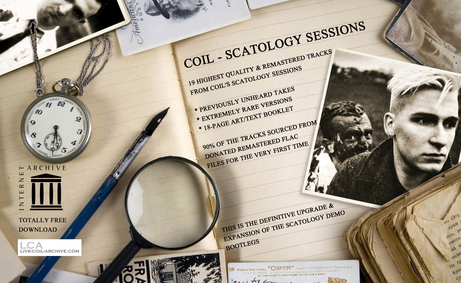 Site Updates and News – Live COIL Archive